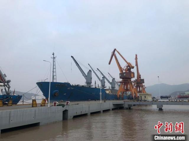 浙江舟山油气吞吐量破亿吨 同比增长6.73%
