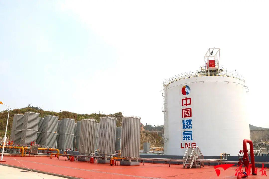福建最大的城市天然气战略储备项目进入验收阶段