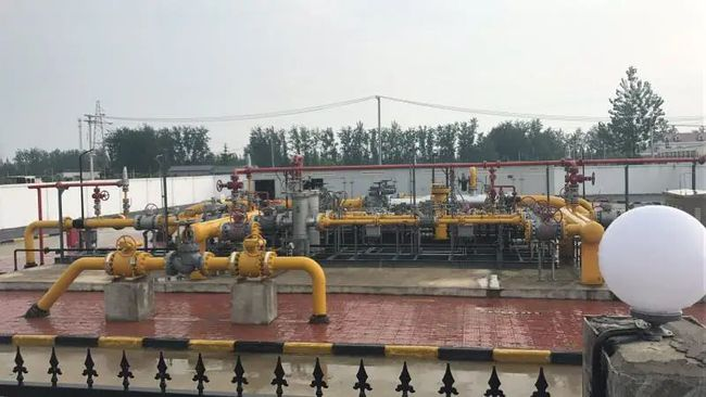 再添新版图!中国石化管道天然气进入苏北市场