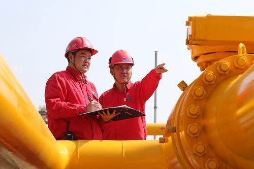 西南油气田公司一季度天然气产量超90亿方