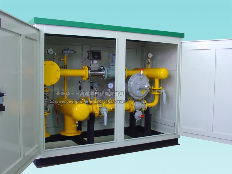 天然气亚搏在线登录计量切断放散亚搏在线登录装置