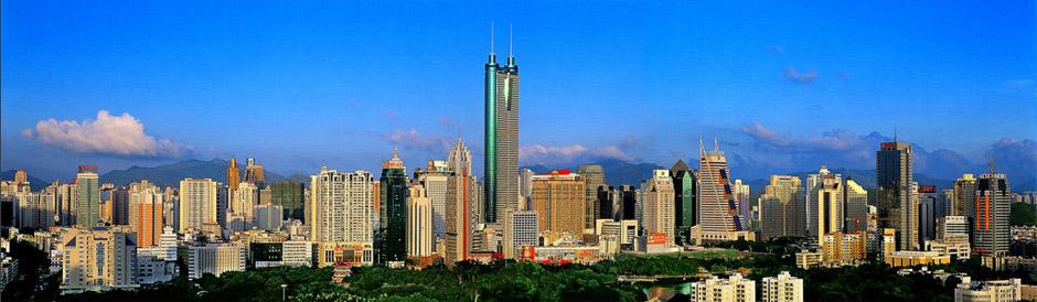 深圳亚威华城市图