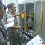 亚威华公司工厂亚搏体育网站亚搏在线登录箱气密性试验