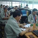 亚威华公司工厂亚搏体育网站知识学习会议