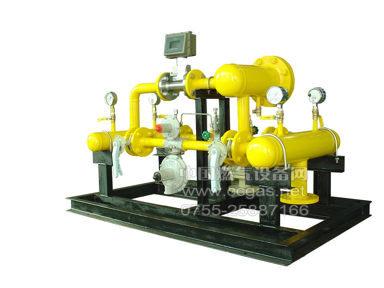 新疆工业用天然气亚搏在线登录计量柜