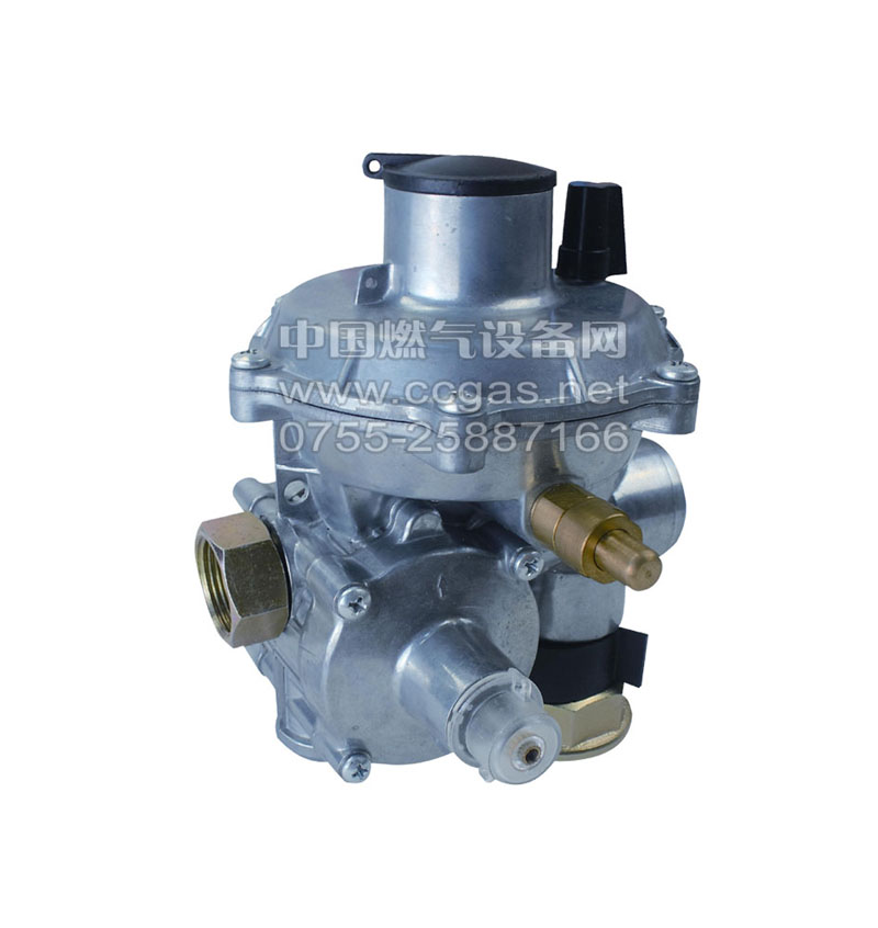 亚力牌YQ10系列燃气调压器