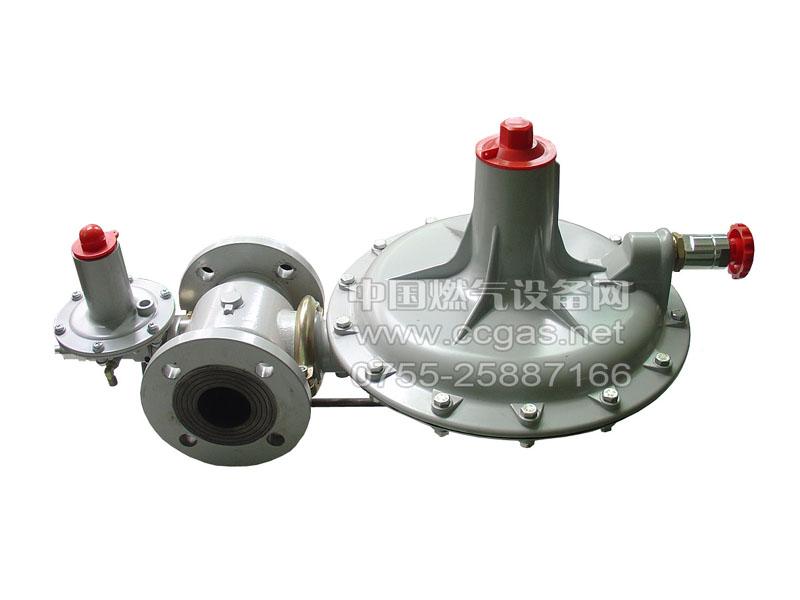 亚力牌YT30系列燃气调压器