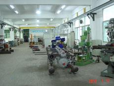 亚威华工厂面貌